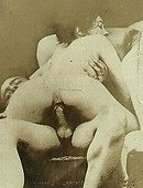 Sexy old time porn